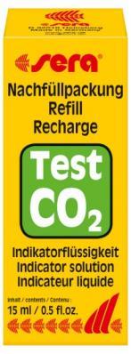 Индикаторная жидкость для теста Sera СО2 15 мл