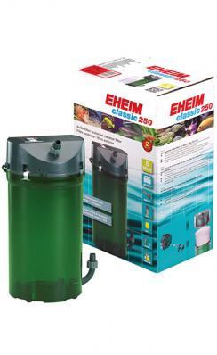 Внешний фильтр EHEIM Classic 250 (2213) без наполнителей и кранов